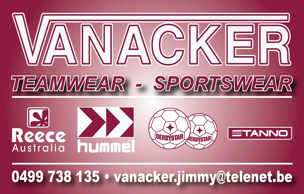 vanacker sportswear