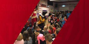 Sinterklaas bezoekt S.V. Oostburg @ Kantine