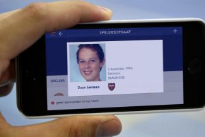 MDWF pasfoto KNVB