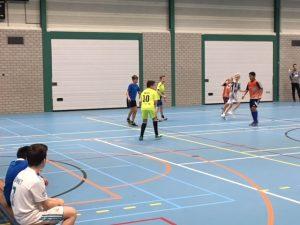 Eindejaar zaalvoetbaltoernooi @ Sporthal de Eenhoorn